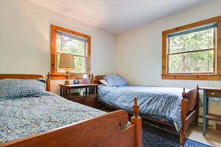 Edgartown Martha's Vineyard vacation rental - Two separate twin beds ideal for the rest of the family