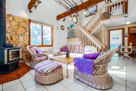 Edgartown Martha's Vineyard vacation rental - Social areas are inviting groups to spend quality time together