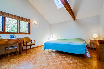 Edgartown Martha's Vineyard vacation rental - A large bedroom for the parents to relax