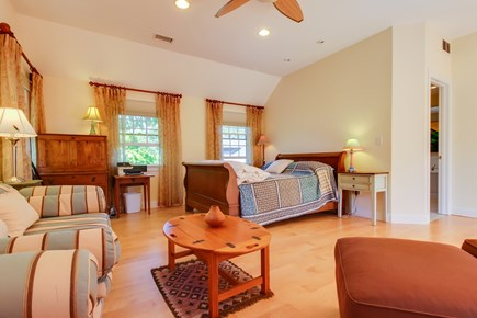 Edgartown Martha's Vineyard vacation rental - Enjoy an antique extra-large double bed