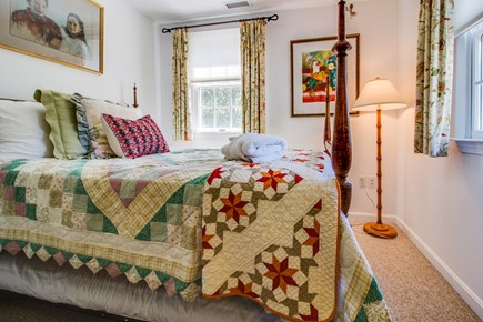 Edgartown Martha's Vineyard vacation rental - You'll also find one guest room with a queen-size bed