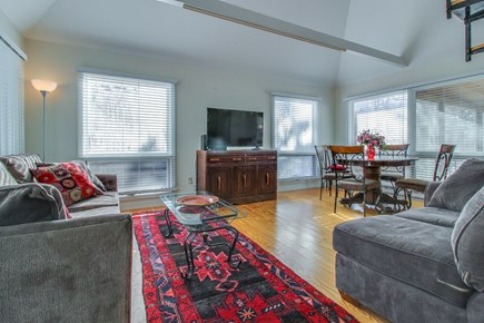 Oak Bluffs Martha's Vineyard vacation rental - Unwind after a long day in front of the cable TV.