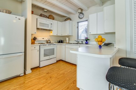 Oak Bluffs Martha's Vineyard vacation rental - Cook a fresh lobster dinner in the stocked kitchen.