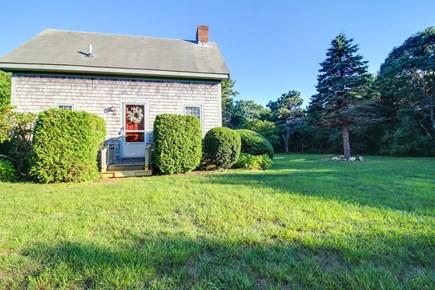 Edgartown Martha's Vineyard vacation rental - Run around on the large yard