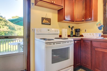 Edgartown Martha's Vineyard vacation rental - Kitchen has everything you need to make delicious family feasts