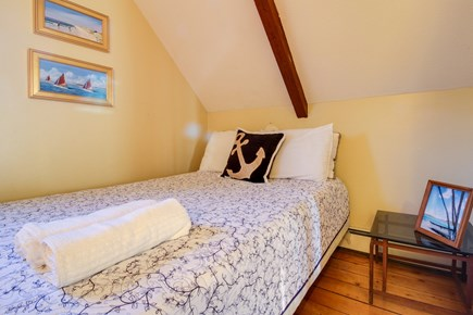 Edgartown Martha's Vineyard vacation rental - Double bed is great for couples