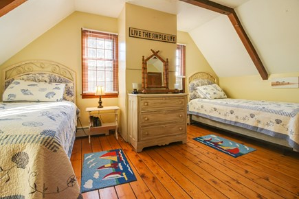 Edgartown Martha's Vineyard vacation rental - Twin beds are perfect for the kids