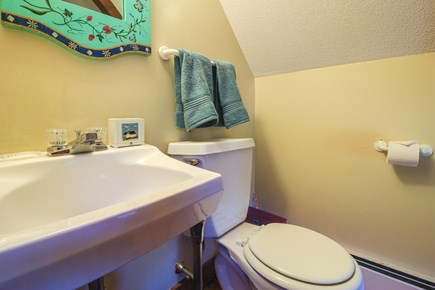 Edgartown Martha's Vineyard vacation rental - Shared bathroom has everything you need including a shower