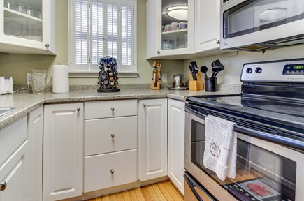 Oak Bluffs Martha's Vineyard vacation rental - This kitchen has everything you need to create a five star meal.