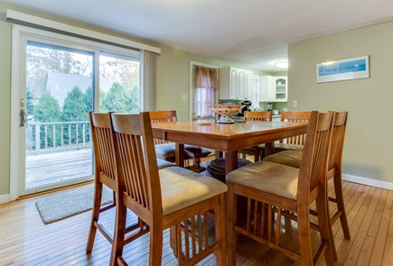 Oak Bluffs Martha's Vineyard vacation rental - Enjoy a meal with family and friends at the dining table