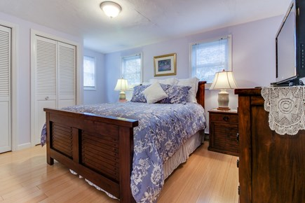 Oak Bluffs Martha's Vineyard vacation rental - Relax after an eventful day in this queen size bed.