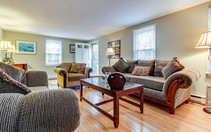 Oak Bluffs Martha's Vineyard vacation rental - Relax and unwind in the living room
