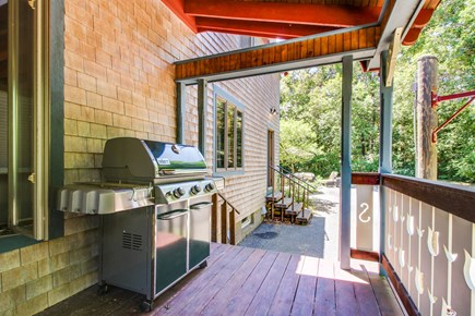 Oak Bluffs Martha's Vineyard vacation rental - Spend your night grilling up some food the whole family will love