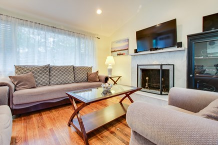 Oak Bluffs Martha's Vineyard vacation rental - Relax after a long day in front of the cable TV.