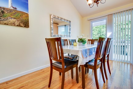 Oak Bluffs Martha's Vineyard vacation rental - Gather around the table for a home cooked meal.