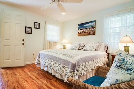 Oak Bluffs Martha's Vineyard vacation rental - This master bedroom with an en suite will be the perfect escape.