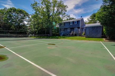 Edgartown Martha's Vineyard vacation rental - Enjoy the outdoors with a private tennis court