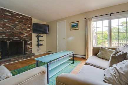 Edgartown Martha's Vineyard vacation rental - Windows let in natural light & create a sophisticated atmosphere