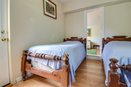 Edgartown Martha's Vineyard vacation rental - Two twin beds are perfect for the kids