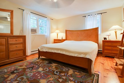 Edgartown Martha's Vineyard vacation rental - Luxurious master bedroom with a king bed, great for couples