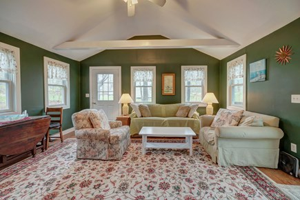 Edgartown Martha's Vineyard vacation rental - Comfy furnishings & traditional decor is an inviting atmosphere