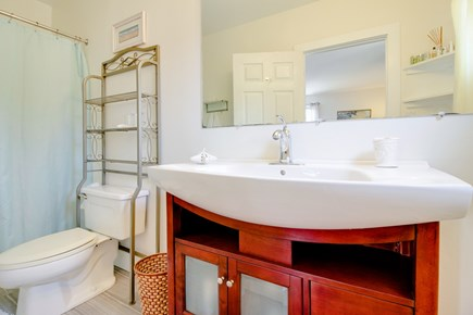 Oak Bluffs Martha's Vineyard vacation rental - Two full baths here, including shower and tub