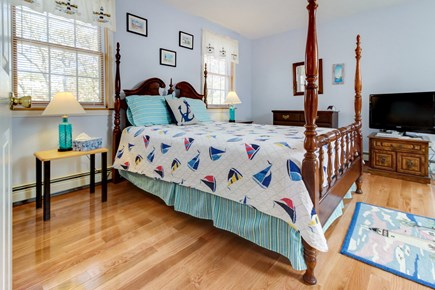 Oak Bluffs Martha's Vineyard vacation rental - Relax with the nautical decor and seascape colors