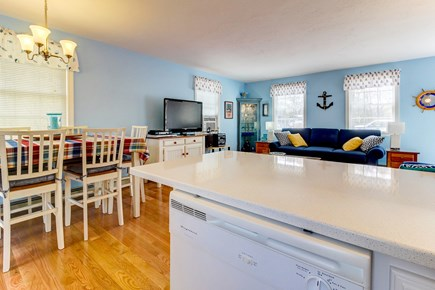 Oak Bluffs Martha's Vineyard vacation rental - Enjoy a morning cup of coffee at the counter