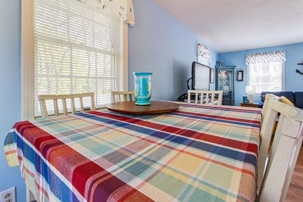 Oak Bluffs Martha's Vineyard vacation rental - Inviting floor plan extends to the kitchen and dining area