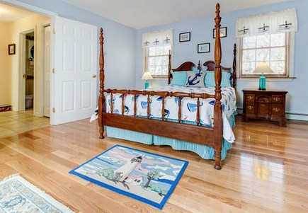 Oak Bluffs Martha's Vineyard vacation rental - A queen bed as well as a comfortable armchair in this room