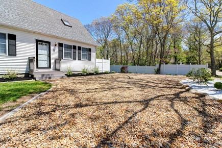 Oak Bluffs Martha's Vineyard vacation rental - Head out onto the large backyard deck, which boasts a gas grill
