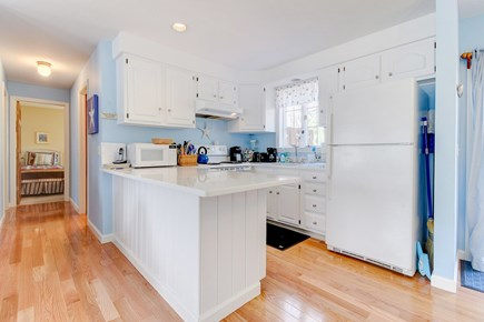 Oak Bluffs Martha's Vineyard vacation rental - An open area shows off the recently updated kitchen