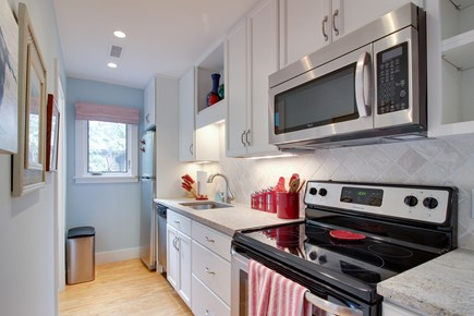West Tisbury Martha's Vineyard vacation rental - Enjoy cooking in the newly remodeled galley kitchen