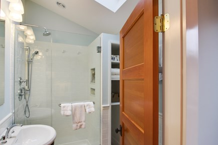West Tisbury Martha's Vineyard vacation rental - Full bathroom located on the main level