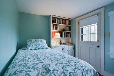 West Tisbury Martha's Vineyard vacation rental - A twin bed is located in the lower level bedroom