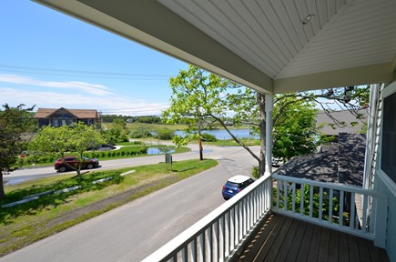 Oak Bluffs Martha's Vineyard vacation rental - Shared Balcony on Second Floor