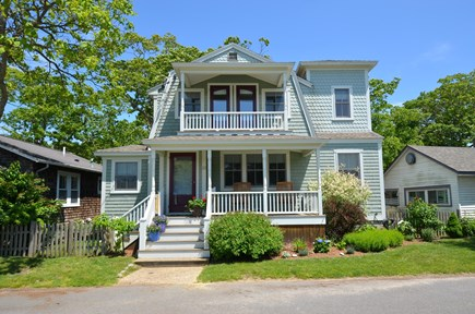 Oak Bluffs Martha's Vineyard vacation rental - Farmer's Porch