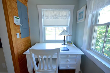 Oak Bluffs Martha's Vineyard vacation rental - Office with small sofa
