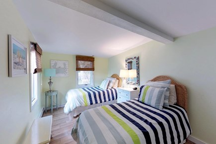 Oak Bluffs Martha's Vineyard vacation rental - The second bedroom contains 2 twin beds, perfect for the kids!