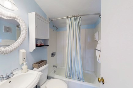 Oak Bluffs Martha's Vineyard vacation rental - There are 2 full bathrooms within the cottage