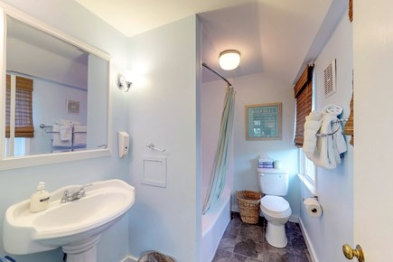 Oak Bluffs Martha's Vineyard vacation rental - Both full bathrooms have shower/tub combinations