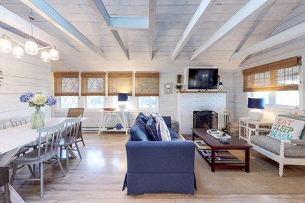 Oak Bluffs Martha's Vineyard vacation rental - The home's open-concept allows plenty of room for everyone!