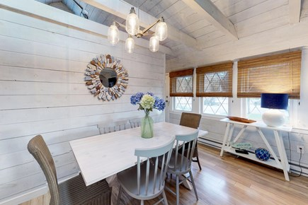 Oak Bluffs Martha's Vineyard vacation rental - Seating for 6 available around the kitchen table