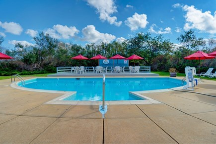 Oak Bluffs Martha's Vineyard vacation rental - Seasonal freshwater pool is available for Island Inn guests