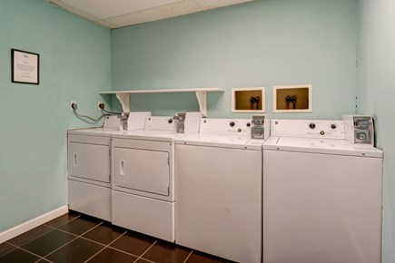 Oak Bluffs Martha's Vineyard vacation rental - Shared on-site laundry facilities for your convenience