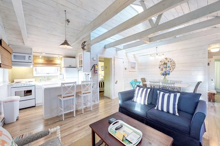 Oak Bluffs Martha's Vineyard vacation rental - Relax together after a long day out exploring