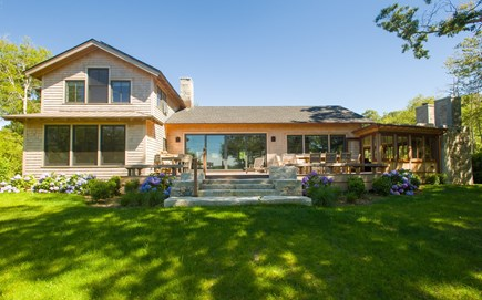 West Tisbury Martha's Vineyard vacation rental - Private setting in West Tisbury