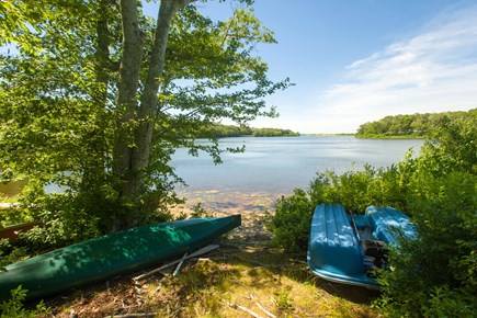 West Tisbury Martha's Vineyard vacation rental - Explore the waterways via kayaks