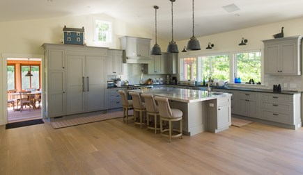 West Tisbury Martha's Vineyard vacation rental - Fully loaded gourmet kitchen