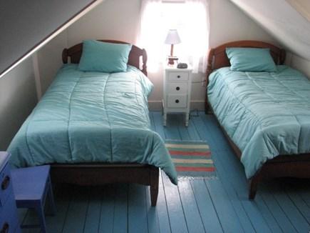 Oak Bluffs Martha's Vineyard vacation rental - Bedroom with 2 twins